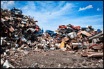tsla-stock-scrap-yard