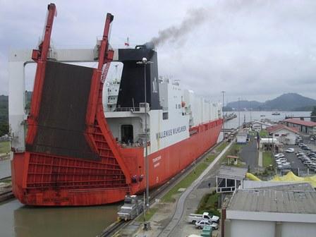 LNG Exports: Panama Canal
