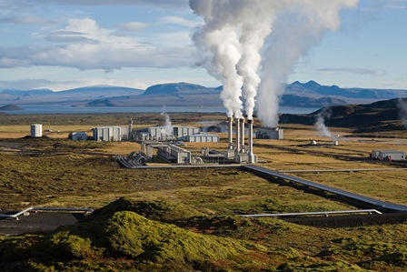 Renewable Energy: Geothermal Power