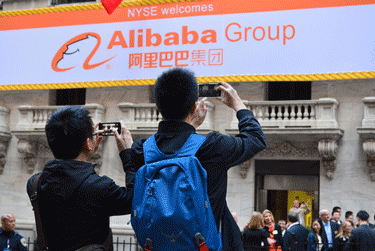 Alibaba stock options
