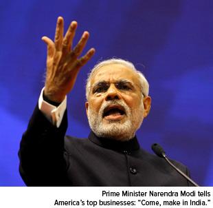 Investing in India: Modi