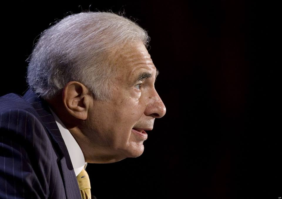 carl icahn letter to apple