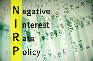 Negative Interest Rates Will Destroy Global Markets