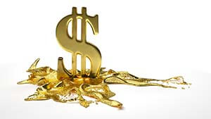What Makes the Price of Gold Move