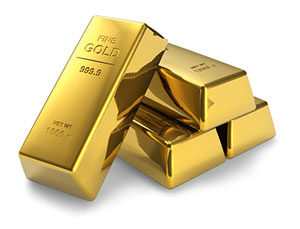Dow Jones Industrial Average Today Flat While Gold Surges