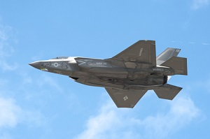Why Is Lockheed Martin Stock Higher?
