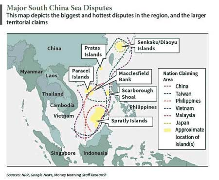 Russia Is the Most Dangerous Wild Card in the South China Sea