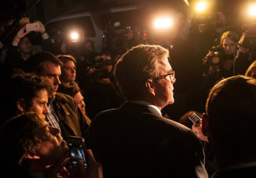 "What will happen to Jeb Bush's ""Right to Rise"" super PAC's horde of cash?"