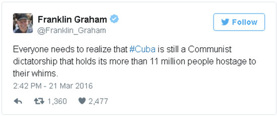 Cuba deal with US