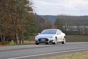 Tesla Motors Stock