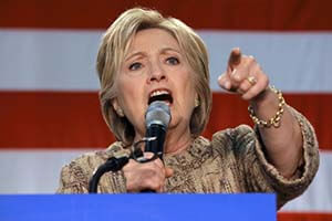 Hillary Clinton's vice president