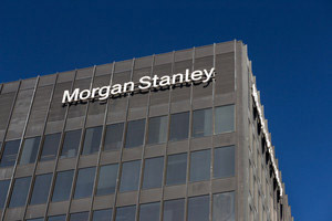 Morgan Stanley stock price