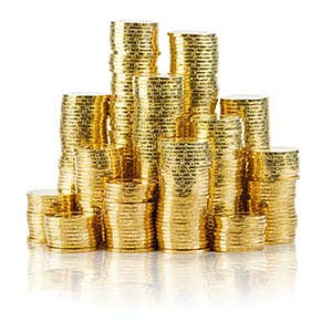 gold coin sales tax