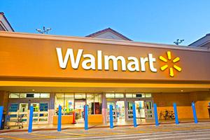 Wal-Mart-store
