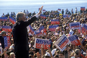 bill Clinton economy