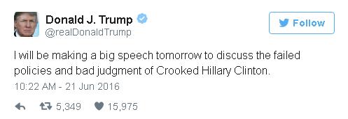 trump tweet 6.21