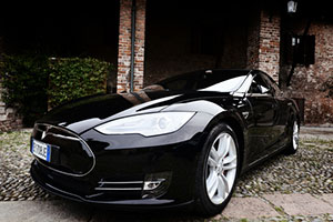 Tesla Motors stock