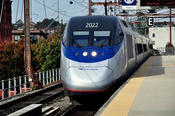 Amtrak loan