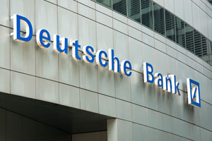 Deutsche bank stock analysis