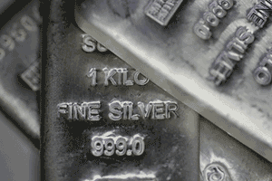 what is the price of silver today