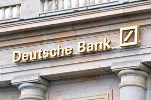 Deutsche stock price