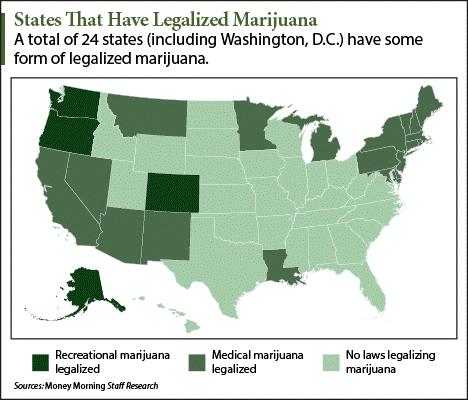 states voting on marijuana legalization