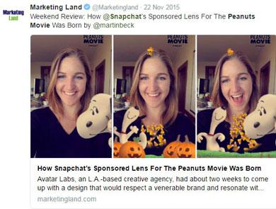 snapchat-snoopy