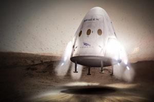 spacex-spaceship
